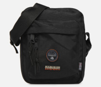 Hoyage Crossbody Herrentasche in schwarz