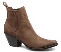 ESTUDIO Stiefeletten & Boots in braun