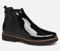 Silvia Stiefeletten & Boots in schwarz