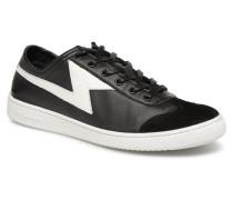 Ziggy Mens Shoes Sneaker in schwarz