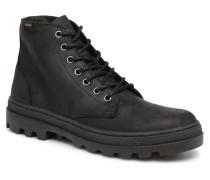 Pallbosse Mid Stiefeletten & Boots in schwarz