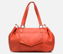 BETH LEATHER BAG Handtasche in rosa