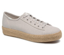 Triple Kick Jute Sneaker in grau