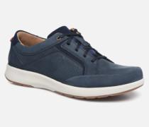 UN TRAIL FORM Sneaker in blau
