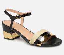 Gonman Sandalen in schwarz