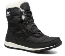 Whitney Short Lace Sportschuhe in schwarz