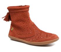 El Viajero N262 Stiefeletten & Boots in rot