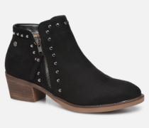 49473 Stiefeletten & Boots in schwarz