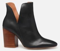 Night Rock Boots #3 Stiefeletten & in schwarz