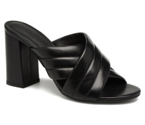 MACARIA Clogs & Pantoletten in schwarz