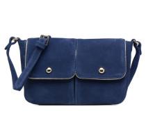 Crossbody Isaure Handtasche in blau