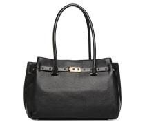 Addison LG Tote Handtasche in schwarz