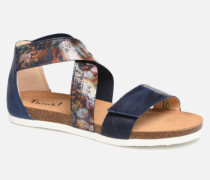 Think! Shik 84593 Sandalen in blau