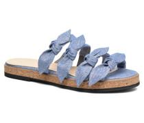 Cali Sandalen in blau