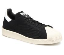 Superstar 80S Pk Sneaker in schwarz
