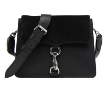 Mab Shoulder Bag Handtasche in schwarz