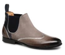 Melvin & Hamilton Sally 19 Stiefeletten Boots in grau
