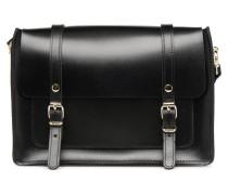 EQUERRE Handtasche in schwarz