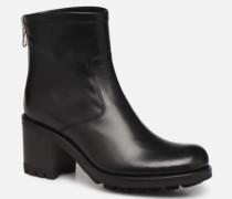 Justy 7 Bak Zip Boot Stiefeletten & Boots in schwarz