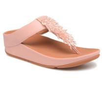 Cha Crystal Zehensandalen in rosa