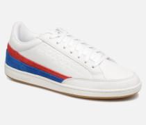 Courtclay Sport Sneaker in weiß