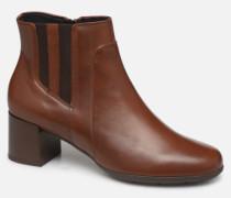 DNEWANNYAMID Stiefeletten & Boots in braun