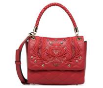 ALESSIA TOP HANDLE FLAP Handtasche in rot