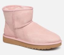 Classic Mini II Stiefeletten & Boots in rosa
