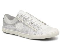 Bisk S Sneaker in weiß