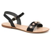 Docultura Sandalen in schwarz