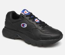 Cwa1 Leather W Sneaker in schwarz