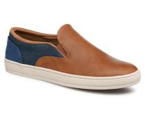 Viscone Sneaker in braun