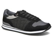 Gable Padding Sneaker in schwarz