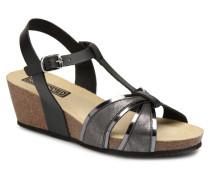 Valira Sandalen in schwarz