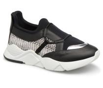 Salvy02PW Sneaker in schwarz