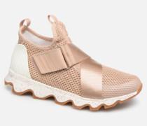 Kinetic Sneak Sneaker in beige