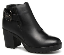 64697 Stiefeletten & Boots in schwarz