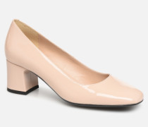 Sosquare Soft Pumps in beige