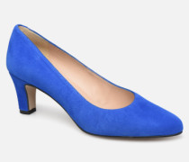 Suzet Pumps in blau