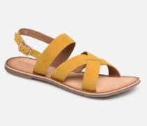 DIBA Sandalen in gelb