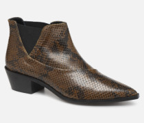 Wendy C Stiefeletten & Boots in braun