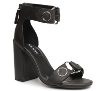 Lala Sandalen in schwarz