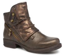 Klea Stiefeletten & Boots in goldinbronze