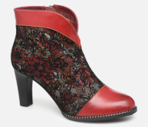 ALCBANEO 039 Stiefeletten & Boots in rot
