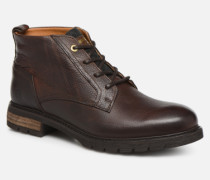 Pantofola d'Oro LEVICO UOMO MID Stiefeletten & Boots in braun