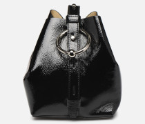 MINI KATE BUCKET NAPLACK Handtasche in schwarz