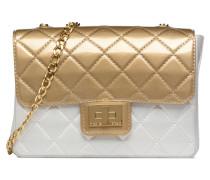 MILANO Oro Handtasche in goldinbronze
