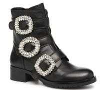 Dwoiviel Stiefeletten & Boots in schwarz