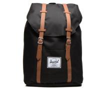 Retreat Rucksäcke für Taschen in schwarz