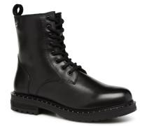 46494 Stiefeletten & Boots in schwarz